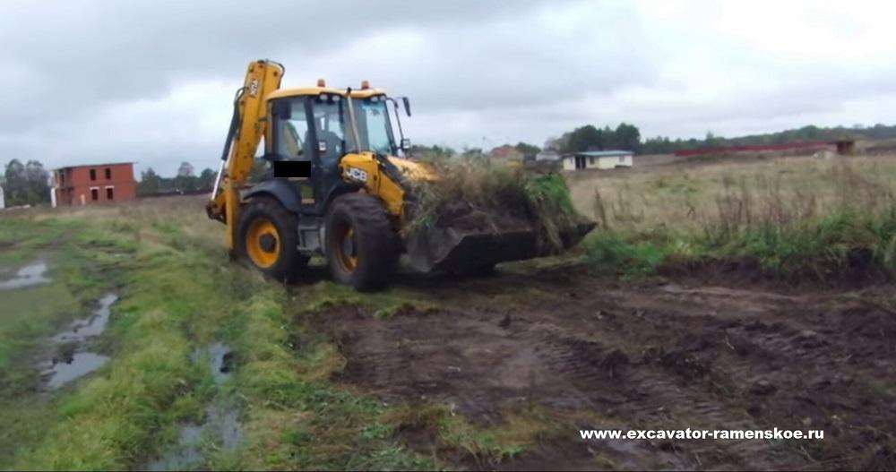 Строительство фундамента цена Щелковский район